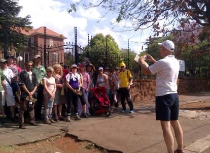 Kensington - A Walk Through Living History 24 Sept 2013 013