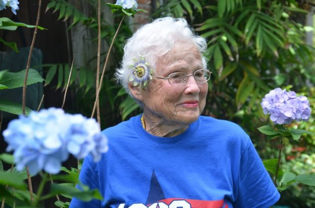 "Julia ""Hurricane"" Hawkins, 101-Year-Old Runs 100-Meters in 40.12 Seconds 2"