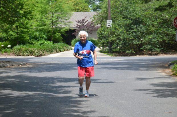 "Julia ""Hurricane"" Hawkins, 101-Year-Old Runs 100-Meters in 40.12 Seconds 4"