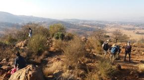Sunday Hiking and Walk-Klipriviersberg­ Nature Reserve (5K Walk; 11K and 13K Hikes) - July 2, 2017