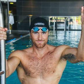 Olympian Cameron Van Der Burgh's Gym Routine For Explosive Power