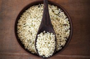 Hemp Seeds Add Crunch and Nutrients
