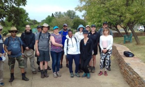 Sunday Hiking and Walk - Klipriviersberg Nature Reserve - 1 Oct 2017