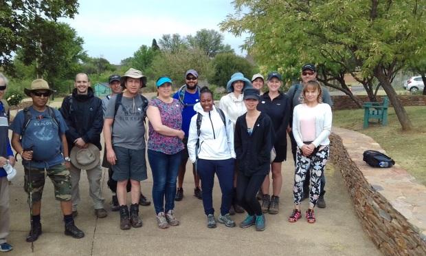 Sunday Hiking and Walk - Klipriviersberg Nature Reserve - 1 Oct 2017