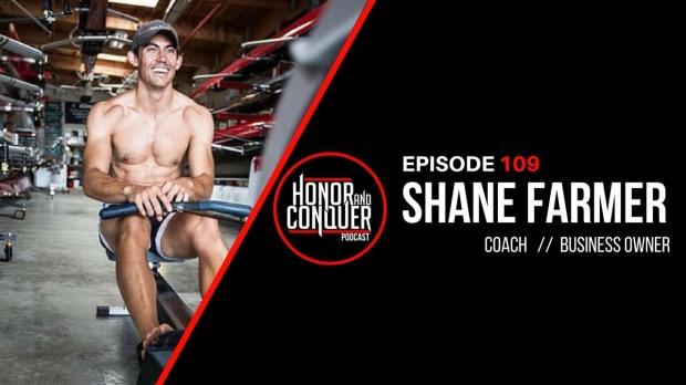 Shane Farmer Rowing Videos