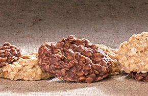No-Bake Honey Peanut Butter Cookies Recipe