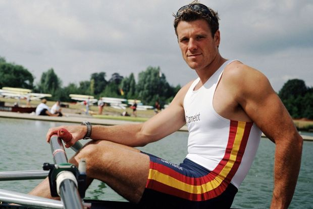 How to get a back and shoulders like an Olympic rower