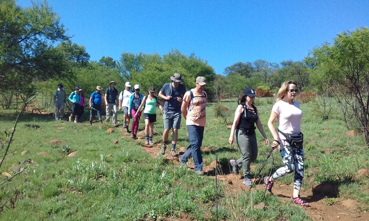 Sunday Hiking and Walk - Klipriviersberg Nature Reserve - 3 Dec 2017