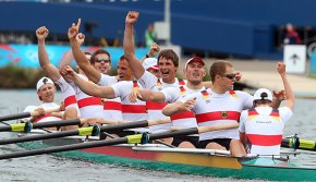 Deutschland-Achter Men´s Eight - Final - 2017 World Rowing Championships