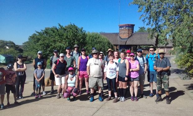 Sunday Hiking and Walk – Klipriviersberg Nature Reserve – 7 Jan 2018