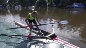 Learn to Row - How to Scull