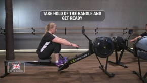Go Row Indoor 20 minute Workout Class - British Rowing