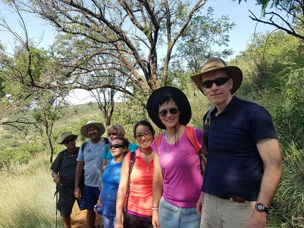 Sunday Hiking and Walking - Klipriviersberg Nature Reserve - 4 March 2018 K-2018 March 4-1