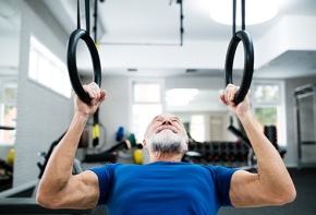Bigger Arms for Better Health and Longer Life