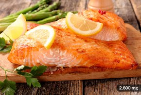 Fatty Fish That Are High in Omega-3s