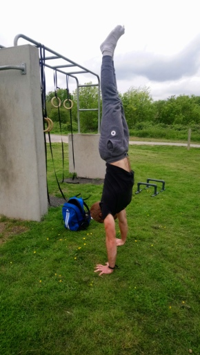Ido Portal's 30 Day Hanging Challenge – Results