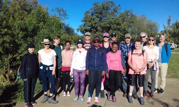 Sunday Hiking and Walking - Klipriviersberg Nature Reserve - 6 May 2018
