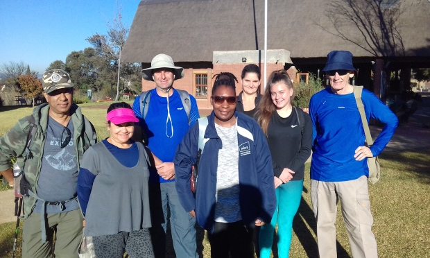 Sunday Hiking and Walking - Klipriviersberg Nature Reserve - 3 June 2018
