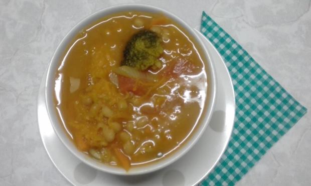 Tony's Chakalaka Soup Recipe