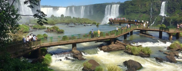 Iguazú Falls—Experiencing the Drama in Brazil and Argentina