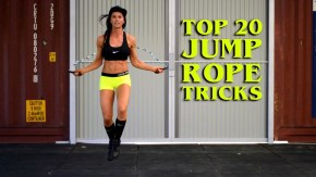 Jump Rope Tricks and Skills (Beginner) to (Advanced)